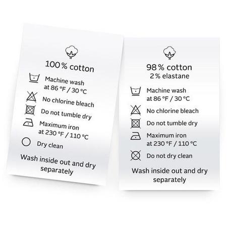 Заказать текстильные этикетки на сатине и нейлоне | Etichete.eu
