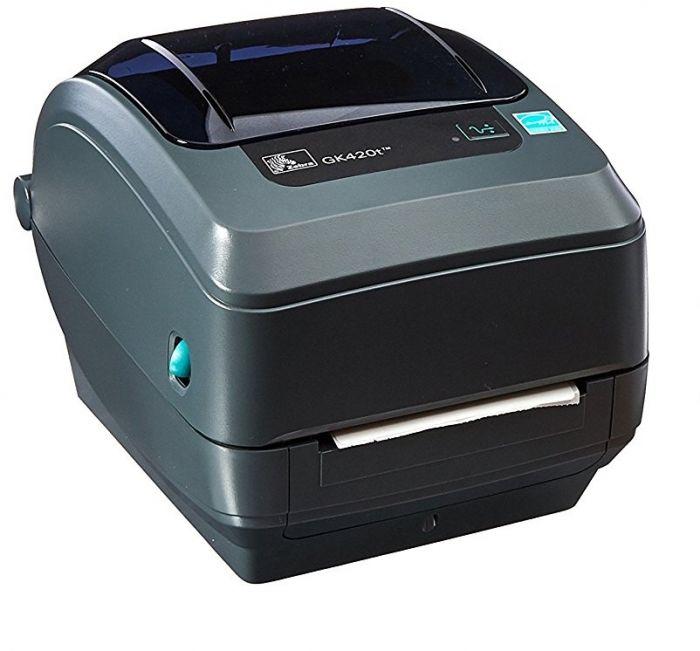 Приобрести компактный принтер Zebra GK 420t | Etichete.eu