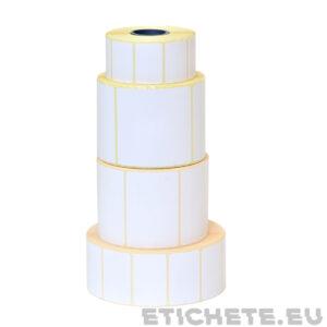 Рулоны с самоклеящимися термоэтикетками   Etichete.eu