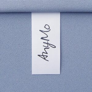 Текстильная этикетка с индивидуальными размерами на заказ   Etichete.eu