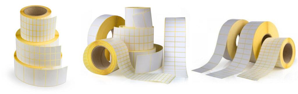 Gроизводство термоэтикеток или термотрансферных этикеток разных размеров   Etichete.eu